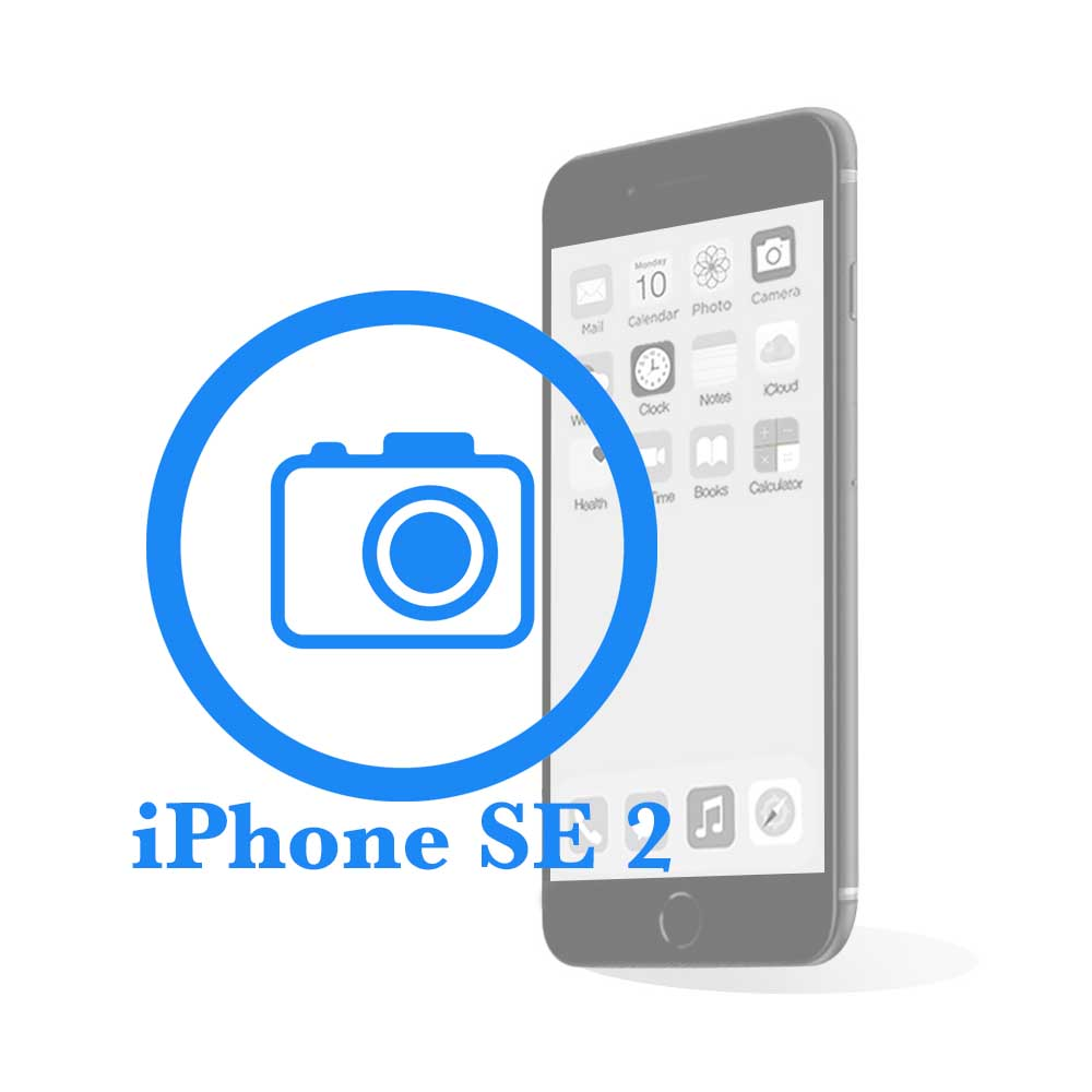 iPhone SE 2 - Замена передней (фронтальной) камеры на