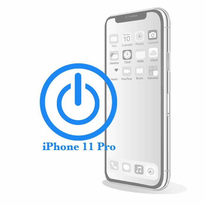 Pro - Заміна кнопки включення / вимикання Power iPhone 11