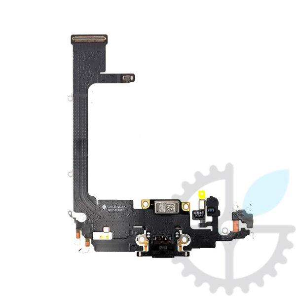 Шлейф з роз'ємом (гніздом) зарядки і синхронізації для iPhone 11 Pro Max