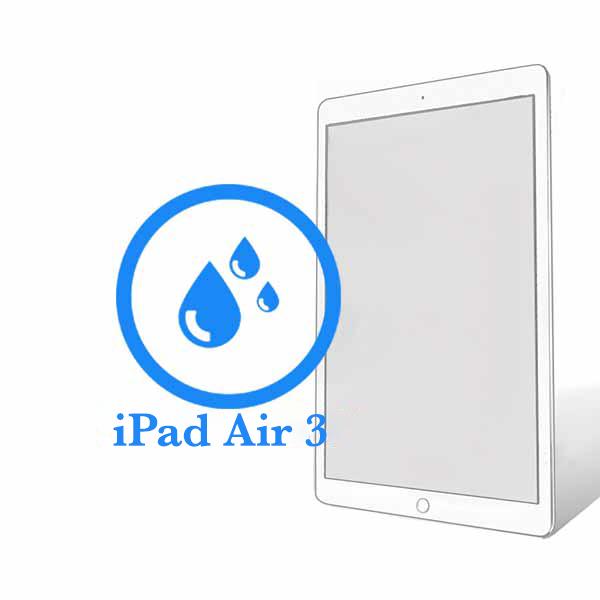 iPad - Чистка после попадання воды Air 3