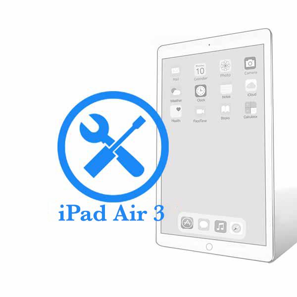 iPad - Ремонт кнопки включения (блокировки) Air 3