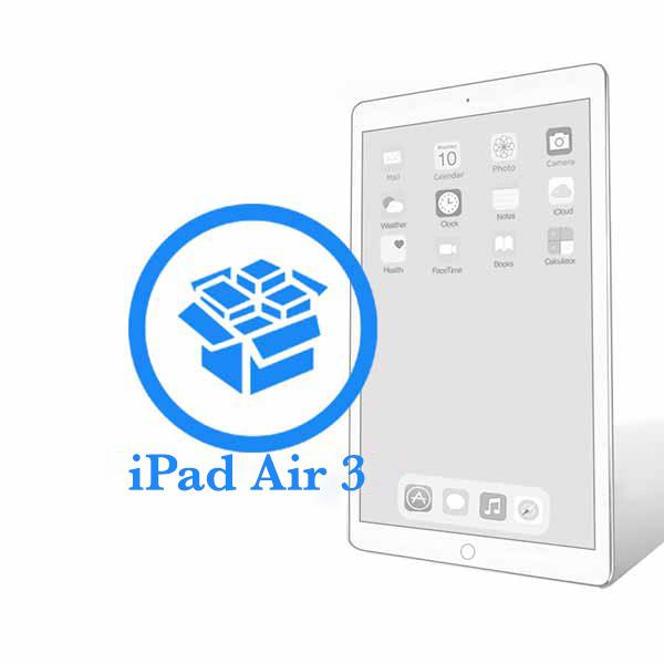 iPad - Перепрошивка Air 3