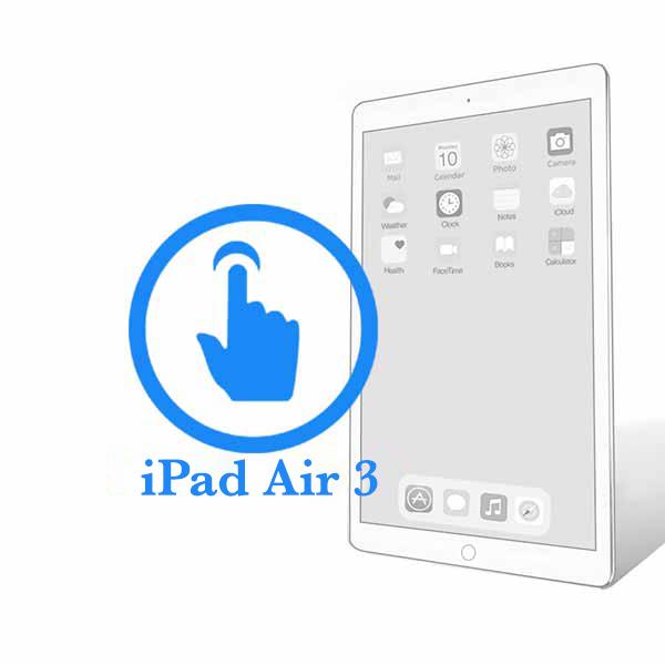 iPad - Замена стекла (тачскрина) Air 3