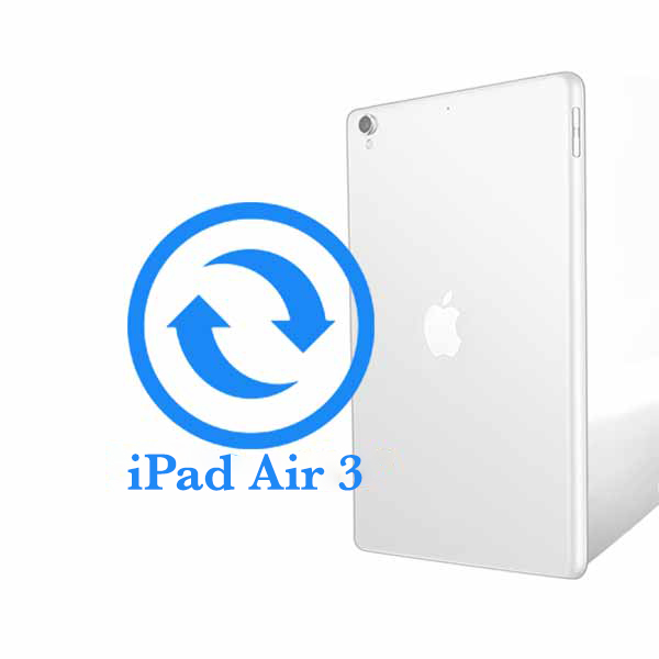 iPad - Рихтовка корпуса Air 3