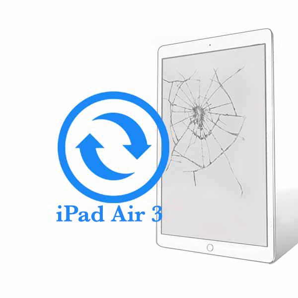 iPad - Замена экрана (дисплея) Air 3