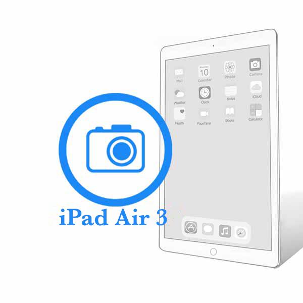 iPad - Замена основной (задней) камеры Air 3