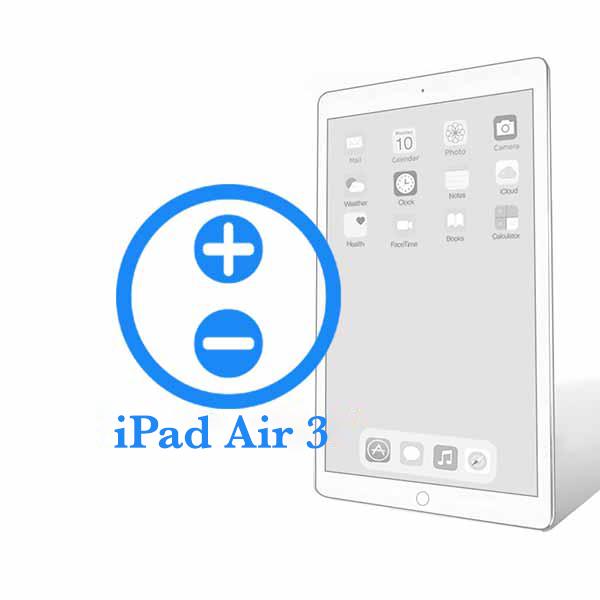 iPad - Ремонт кнопок гучності Air 3