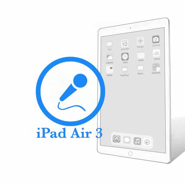iPad - Замена микрофона Air 3
