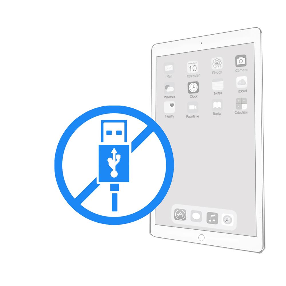 iPad - Замена USB контролера Air 3