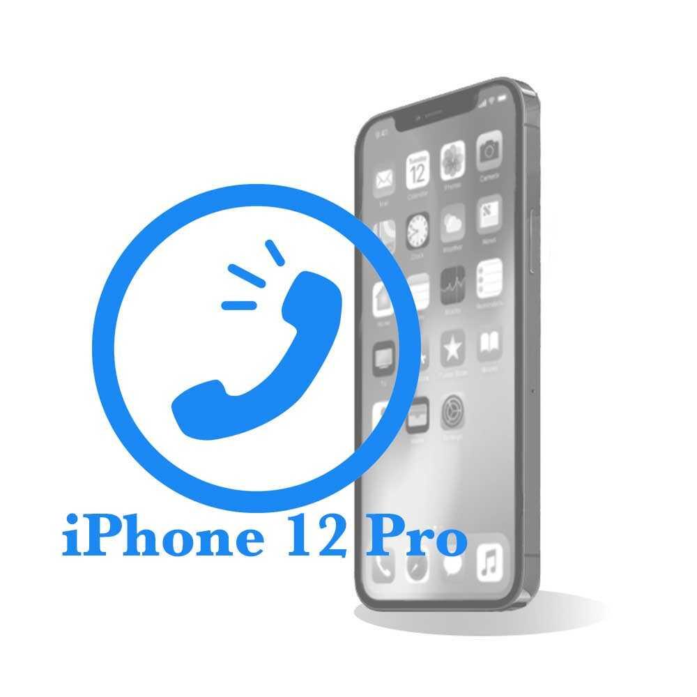 Pro - Заміна голосового (верхнього) динаміка iPhone 12