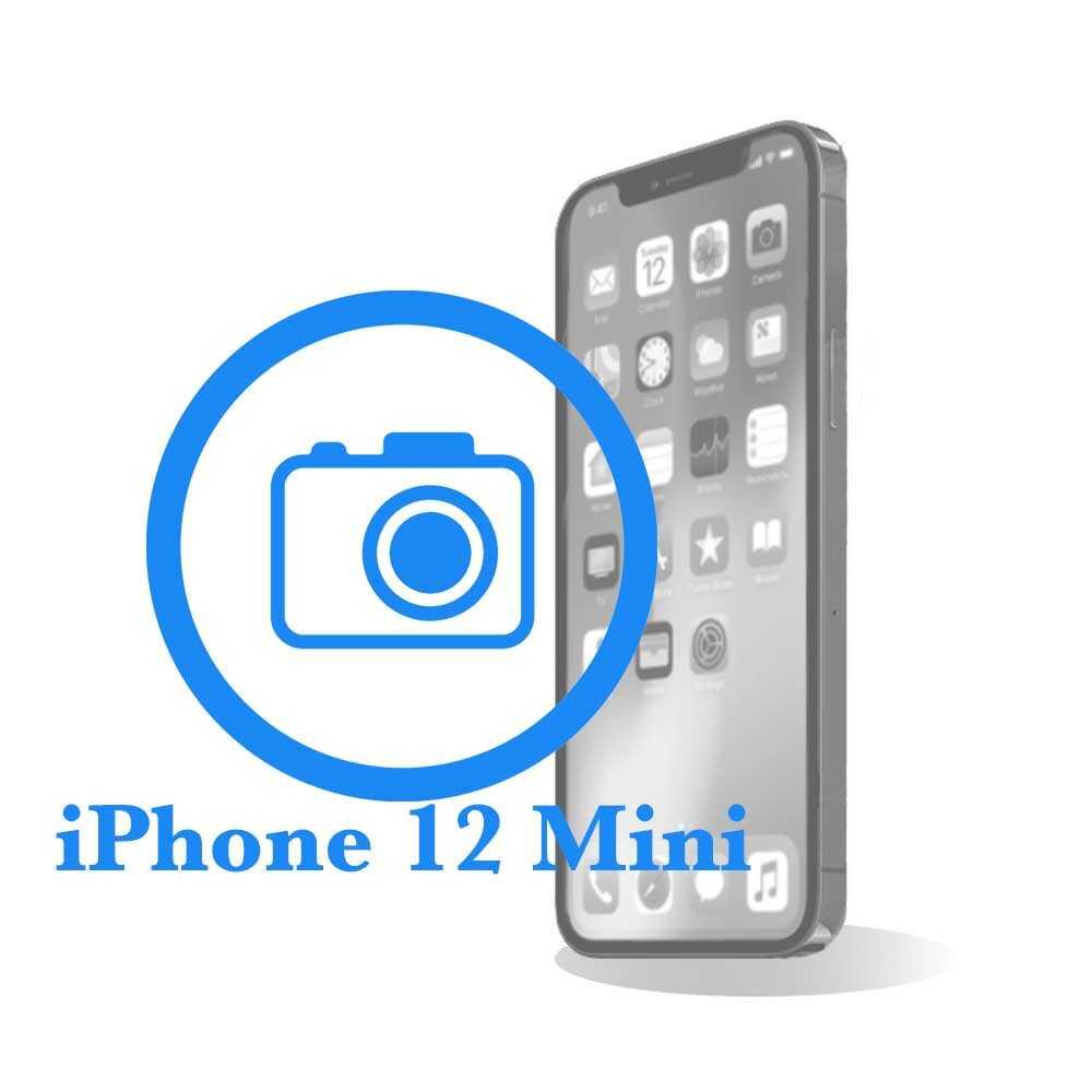 iPhone 12 mini - Заміна задньої (основної) камери