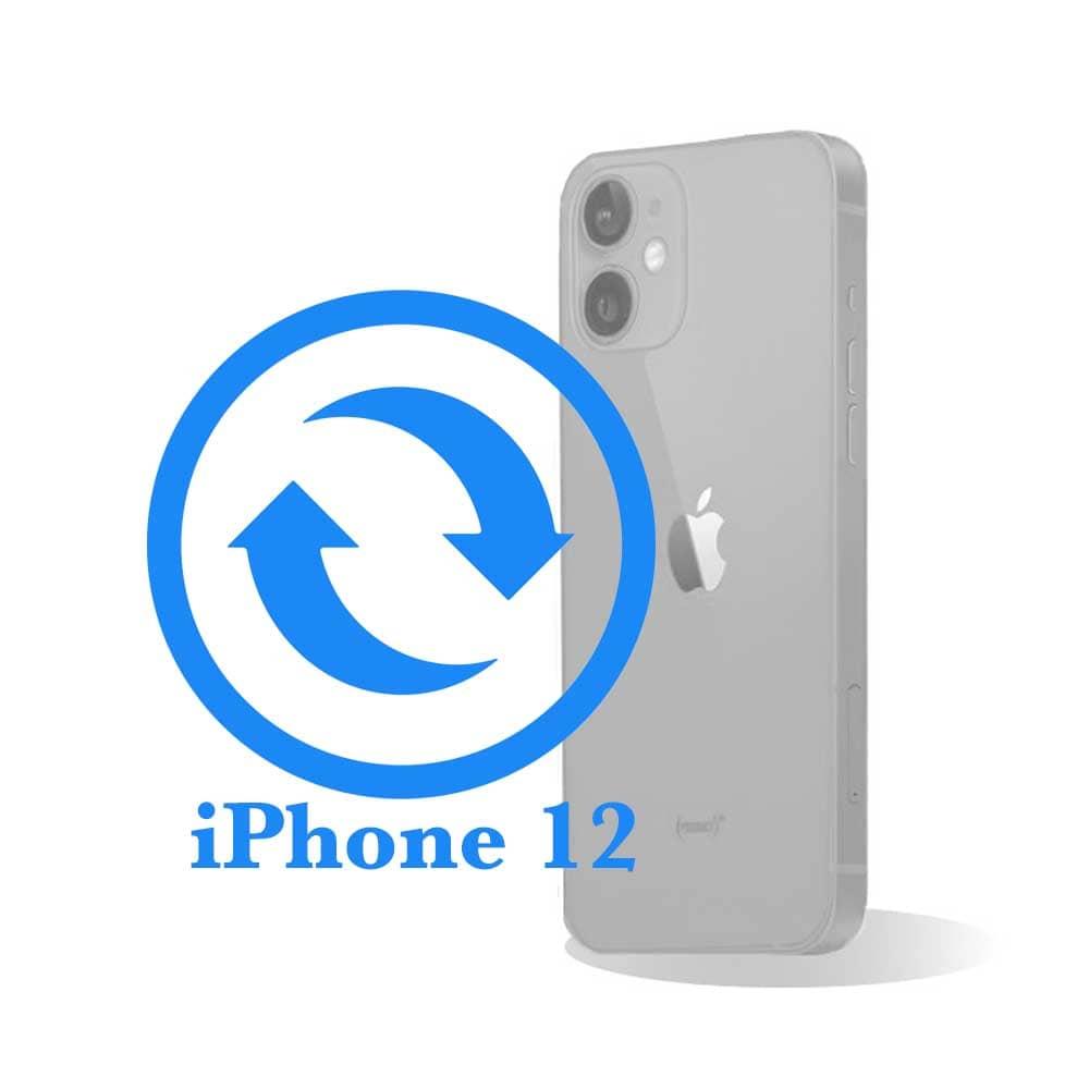 iPhone 12 - Замена стекла задней крышки