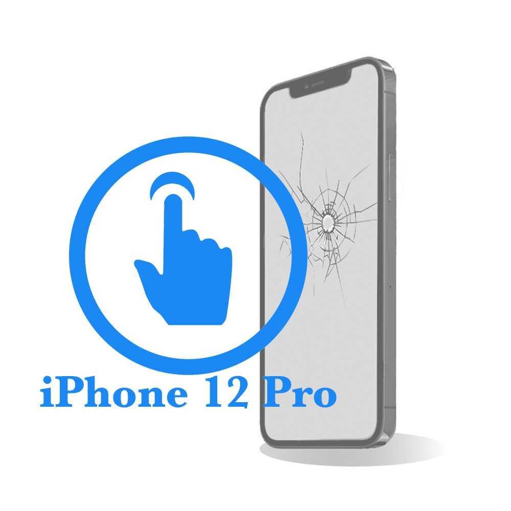 Pro - Заміна сенсорного скла (тачскріна) iPhone 12
