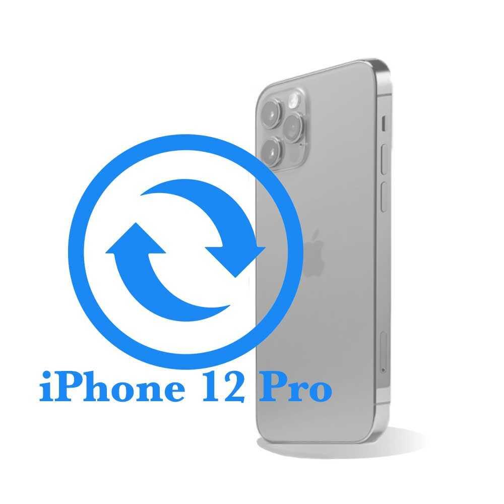 Pro - Замена стекла задней крышки iPhone 12