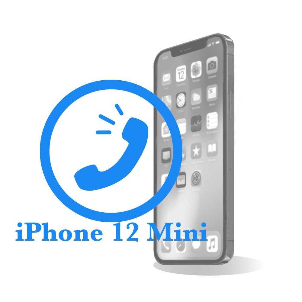 iPhone 12 mini - Заміна голосового (верхнього) динаміка