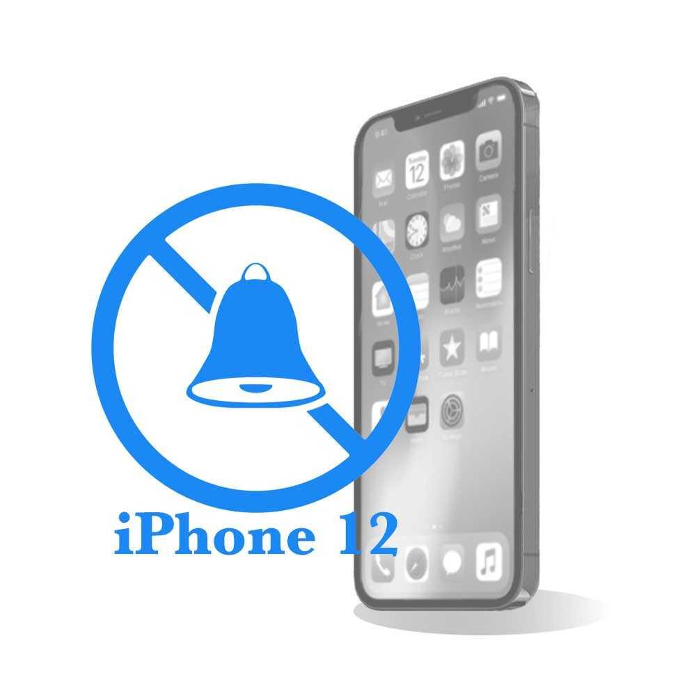 iPhone 12 - Заміна вібромотора