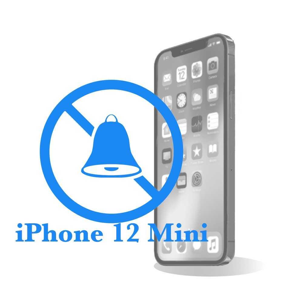 iPhone 12 mini - Заміна вібромотора