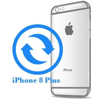 iPhone 8 Plus - Заміна скла задньої кришки