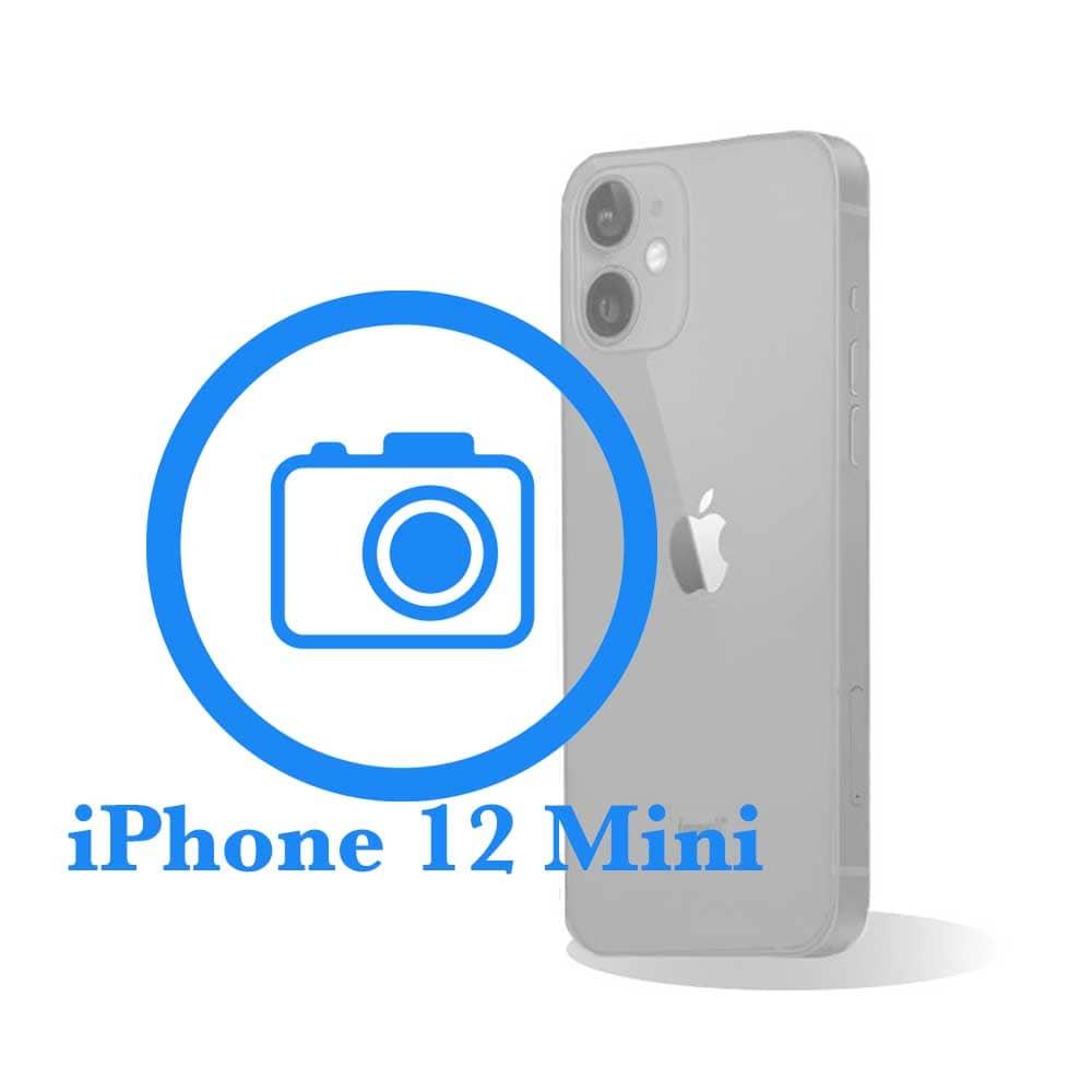 iPhone 12 mini - Замена задней (основной) камеры