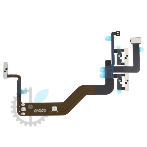 Шлейф кнопки включення (power) і регулювання гучності для iPhone 12