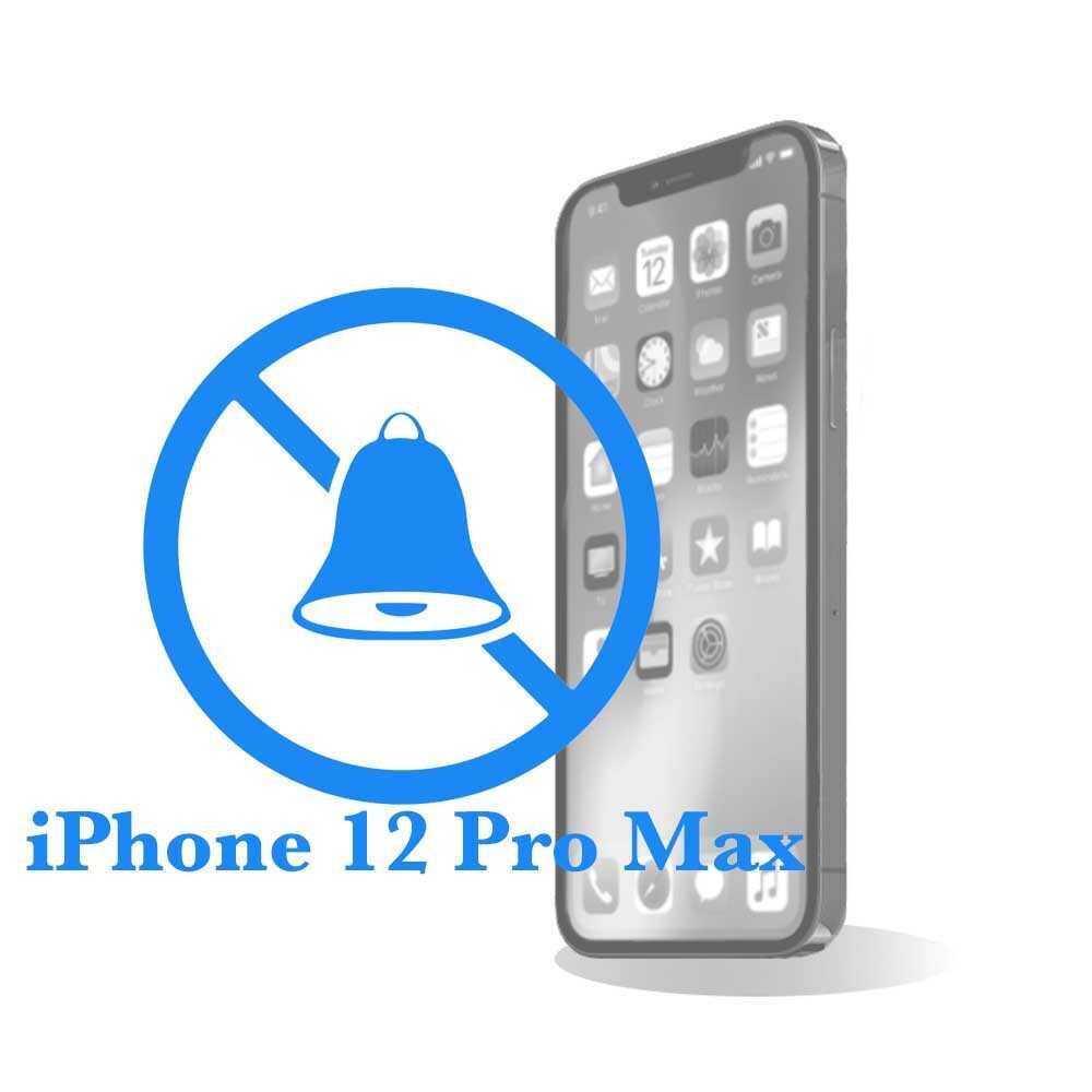 Pro - Замена вибромотора iPhone 12 Max