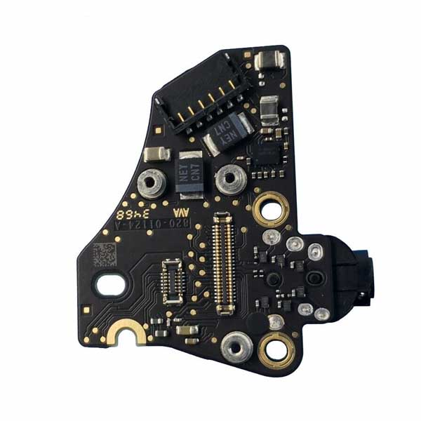 """Аудіо-плата (роз'єм міні-джек 3.5 мм) для MacBook Air 13"""" A2179"""