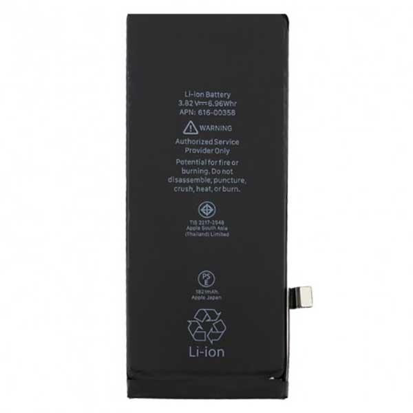 Батарея (аккумулятор) для Apple iPhone SE 2020 (1821 mAh, 3.82V)