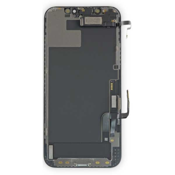 Дисплей, екран в зборі з сенсорним склом (тачскрін) для iPhone 12 Pro