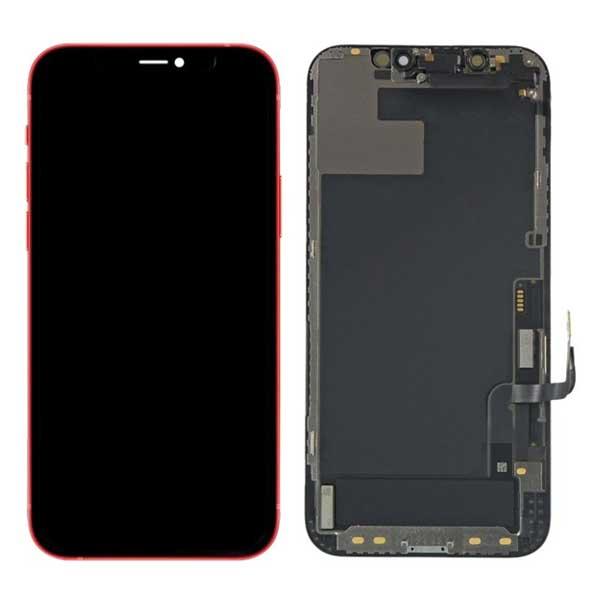 Дисплей, экран в сборе с сенсорным стеклом (тачскрин) для iPhone 12 Mini