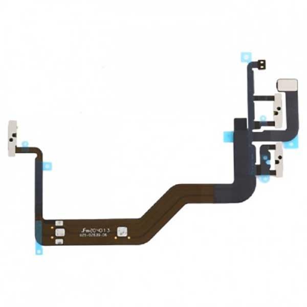 Шлейф кнопок регулировки громкости и включения (power) для iPhone 12 Pro