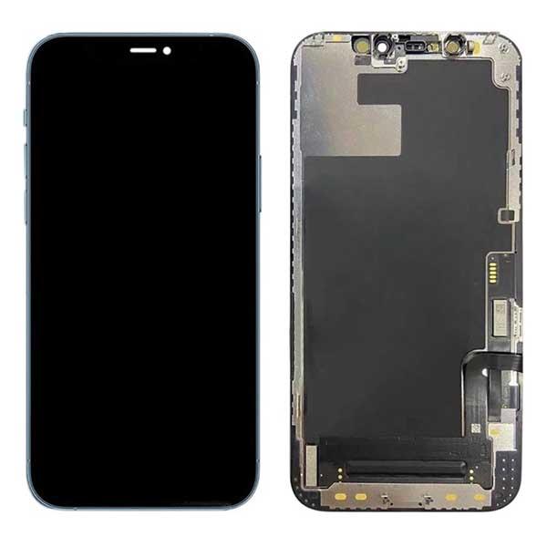 Дисплей, экран в сборе с сенсорным стеклом (тачскрин) для iPhone 12 Pro Max
