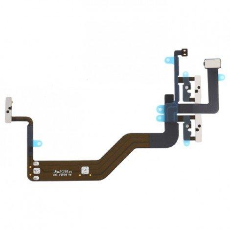 Шлейф кнопки включения (power) и регулировки громкости для iPhone 12 Mini