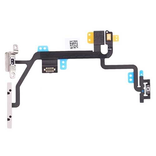 Шлейф кнопок регулювання гучності і включення (power, блокування) для iPhone SE 2020