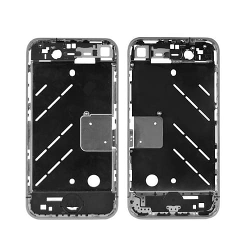 Средняя металическая рамка для iPhone 4