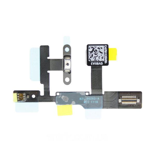 Шлейф кнопки включения и громкости iPad Pro 12.9