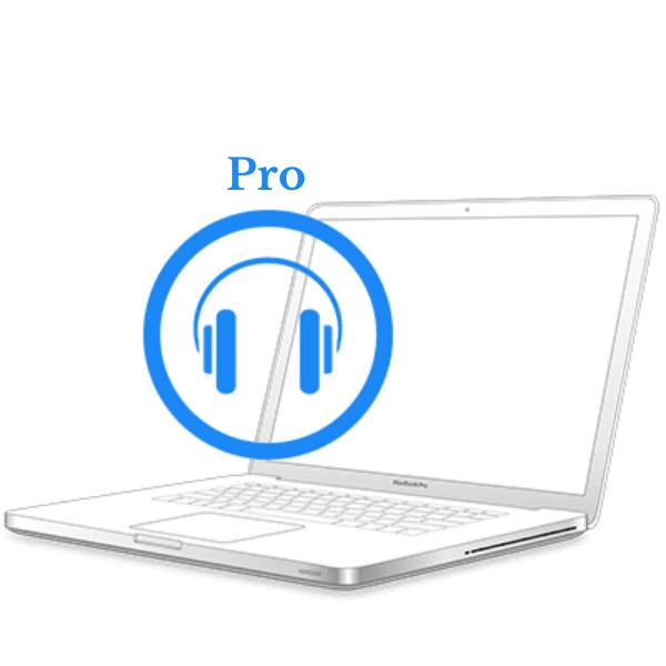 MacBook Pro - Ремонт аудио-разъема Retina 2019-2020