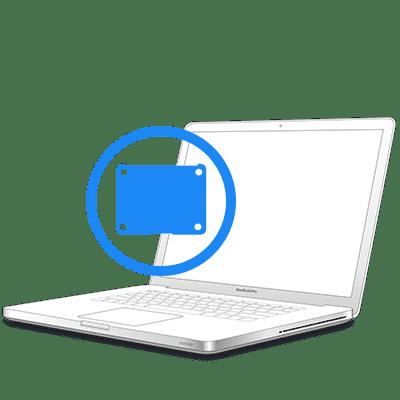 MacBook Pro - Замена ножек нижней крышки  Retina 2018-2019