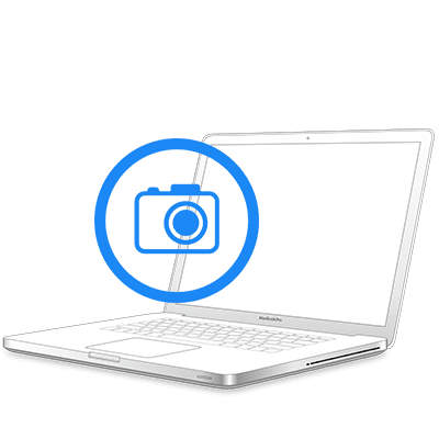 MacBook Pro - Замена камеры Retina 2018-2019