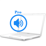 MacBook Pro - Замена динамика Retina 2019-2020