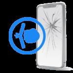 iPhone XR - Замена стекла экрана без тачскринаiPhone XR