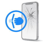 iPhone X - Замена стекла экрана без тачскринаiPhone X