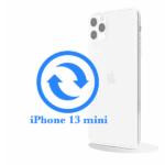iPhone 13 mini - Заміна скла задньої кришки